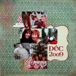 4e semaine de décembre 2009